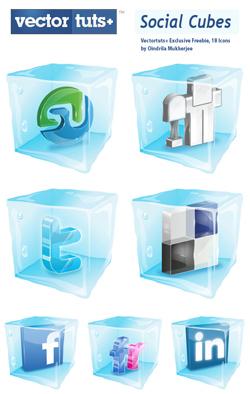 16 packs d'icônes gratuits à télécharger ! > Creanum