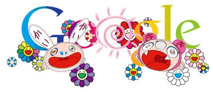 21 juin : le Doodle est signé Murakami > Creanum