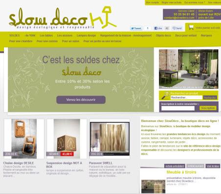 Slowdeco : design écologique > Creanum