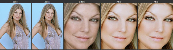 Un algorithme dévoile les retouches sur Photoshop ! > Creanum