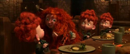 Brave : la bande-annonce du prochain Pixar > Creanum