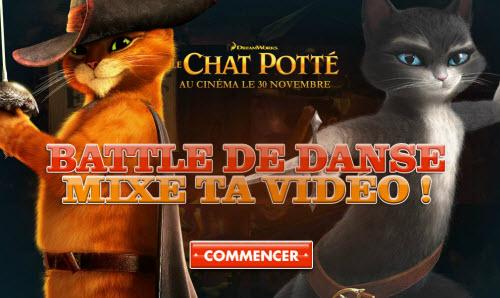 Le Chat Potté : 2 extraits vidéo et un jeu > Creanum