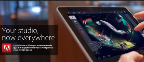 Adobe révolutionne la création avec Creative Cloud et ses Touch Apps > Creanum