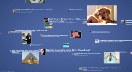 Egobook : votre vie Facebook dans un livre ! > Creanum