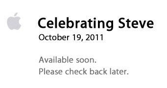 Steve Jobs : la cérémonie d'adieu retransmise sur Internet > Creanum