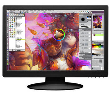 La version fran�aise de Corel Painter 12 est disponible > Creanum