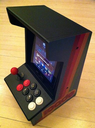 Atari Arcade: ambiance rétro pour iPad > Creanum