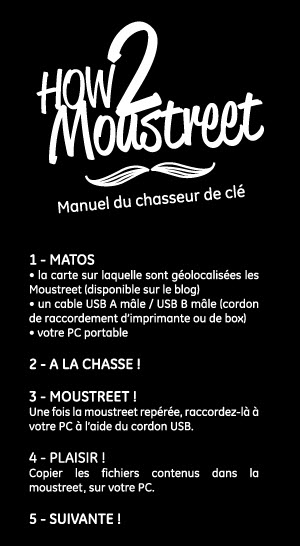 LA MOUSTREET #2 : exposition numérique de rue > Creanum