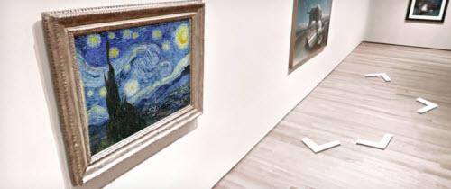 Art Project : 30 000 nouvelles oeuvres pour le musée virtuel de Google > Creanum