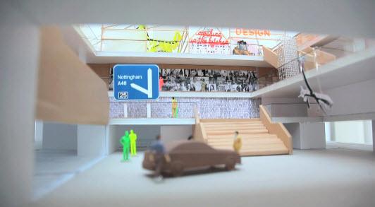 Londres aura un gros musée du design en 2014 > Creanum