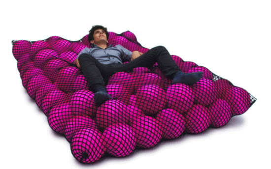 Design : Wave, le sofa collectif > Creanum
