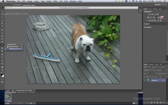 Quelques infos sur Adobe Photoshop CS6 > Creanum