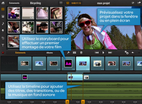 Montage : Avid lance « Avid Studio pour iPad » > Creanum