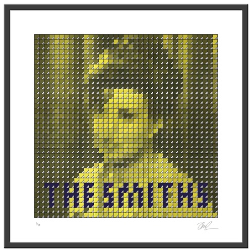 Artomattic : les pochettes de disque version Pantone > Creanum