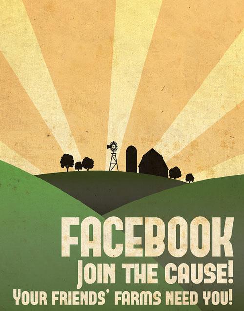 Réseaux sociaux et affiches de propagande > Creanum