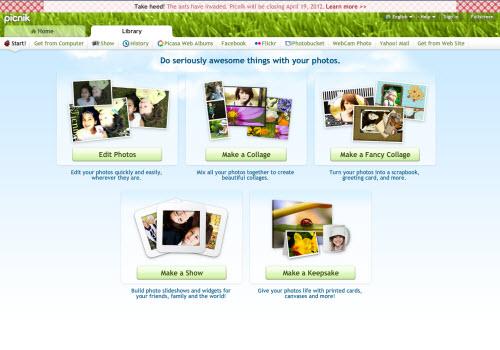 Google Picnik Premium gratuit jusqu'en avril > Creanum