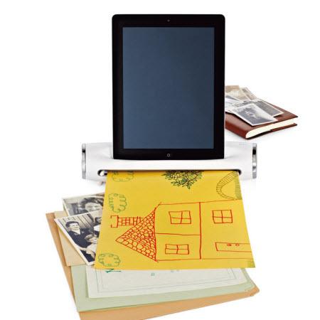 Un scanner pour l'iPad !  > Creanum