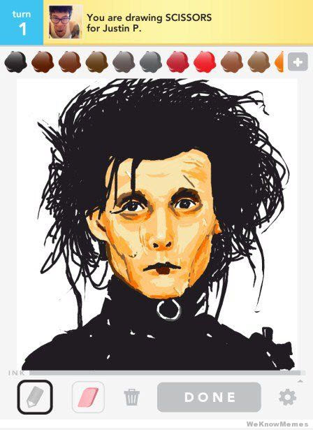 Le Best Of de Draw Something > Creanum