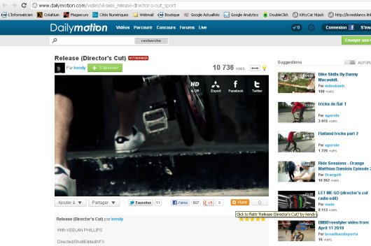 DailyMotion s'associe avec Flattr pour un financement social des vidéos en ligne > Creanum