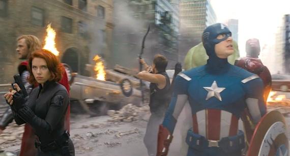 Avengers : un faux New-York pour la bataille finale > Creanum