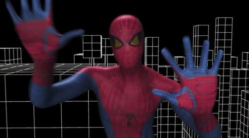 Une application en réalité augmentée pour Spiderman > Creanum