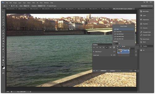 Adobe présente Photoshop CS6 bêta > Creanum