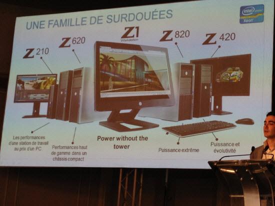 HP présente sa workstation tout-en-un Z1 > Creanum