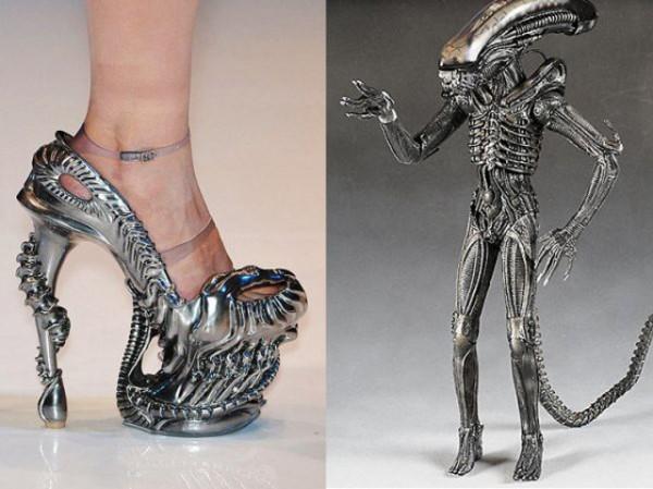 Des chaussures à talons originales pour les dames > Creanum