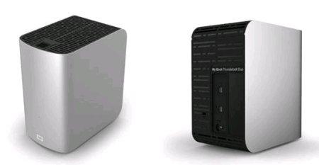 Western Digital présente son système de stockage à double disque dur > Creanum