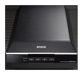 Le scanner Perfection V550 d'Epson,  pour raviver l'éclat des vieilles photos ! > Creanum