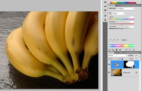 Photoshop : changer une couleur > Creanum