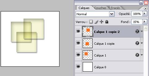 Cubes transparents avec Photoshop > Creanum