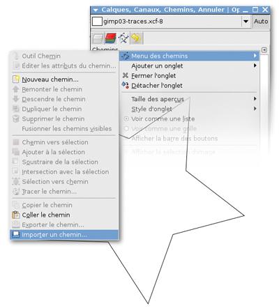 Trucs & Astuces, The GIMP ! > Creanum