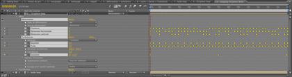Mapper une lettre dans une bulle 3D animée ! > Creanum