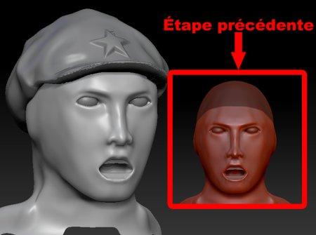 Apprenez les bases de la sculpture 3D > Creanum