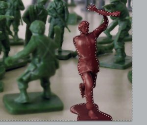 Intégrer une sculpture ZBrush dans une photo > Creanum