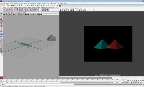 Et maintenant créez en 3D?! : Comment réaliser des images en relief > Creanum