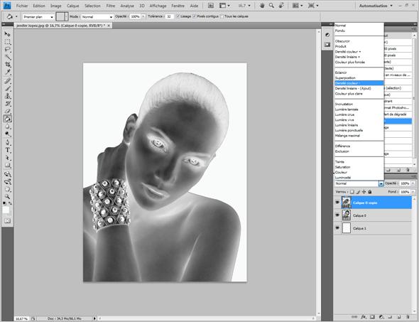 Transformation d'une photo en dessin > Creanum