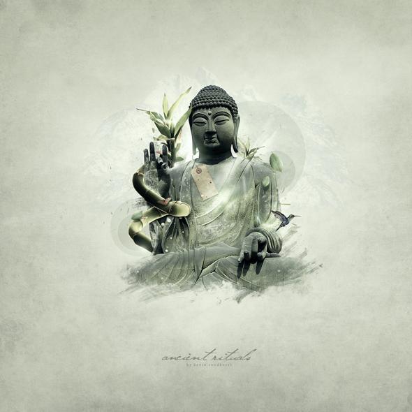 Nouveau tutoriel : créer un bouddha zen ! > Creanum