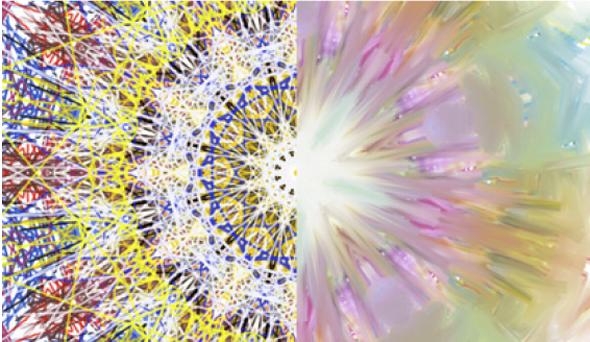 Painter 12 : maîtrisez les nouvelles fonctions Miroir et Kaléidoscope ! > Creanum