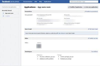 Activer la Timeline de Facebook  > Creanum