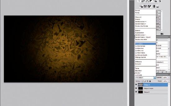 Créer un effet de lumière sous Photoshop > Creanum